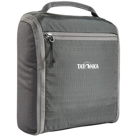 Tatonka DLX Washbag titan grey